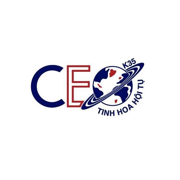 Logo Công ty Cổ phần Tập Đoàn CEO K35