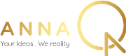Logo Công ty Cổ phần Truyền Thông và Giải Trí Anna Queen