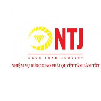 Logo Công Ty TNHH Vàng Bạc Đá Quý Ngọc Thẩm