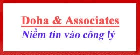 Logo Văn phòng luật sư DOHA