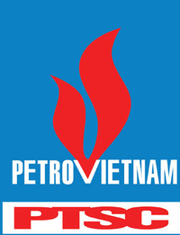 Logo Công ty CP Dịch vụ Dầu khí Quảng Ngãi PTSC