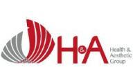 Logo Công ty Cổ phần Đầu Tư Sức Khoẻ và Thẩm Mỹ H&A (H&A Group) - Chi nhánh HCM