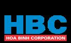 Logo Công ty Cổ Phần Hòa Bình (HBC)