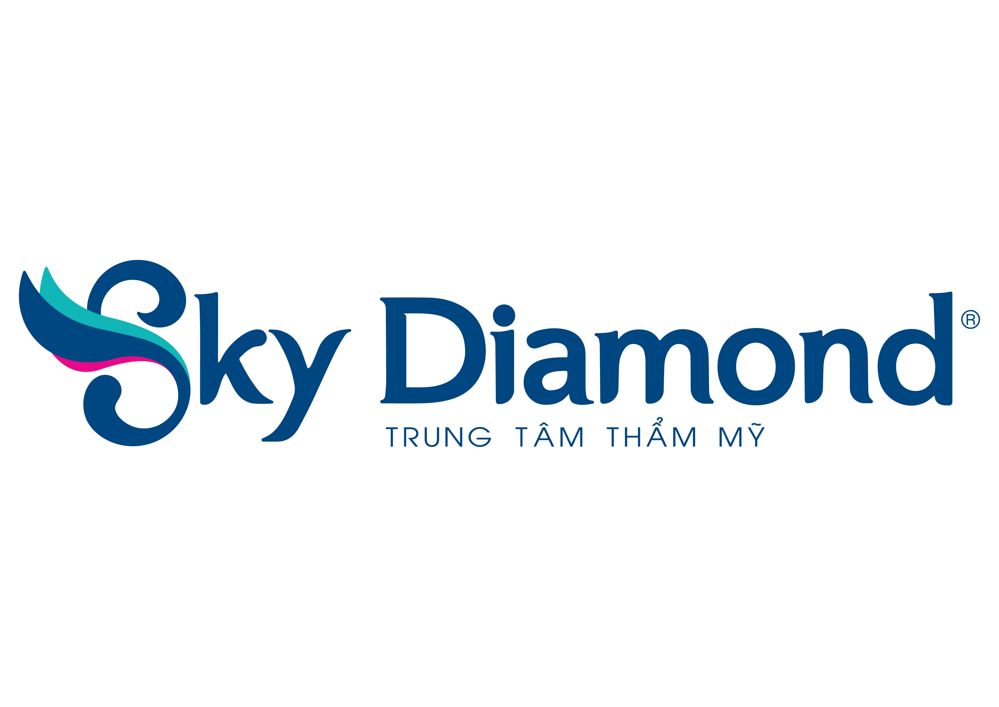 Logo Công ty TNHH Trung Tâm Thẩm Mỹ Sky Diamond