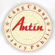 Logo Văn phòng Công chứng An Tín