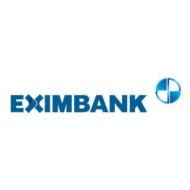 Logo Ngân hàng TMCP  Xuất Nhập Khẩu Việt Nam (EXIMBANK)