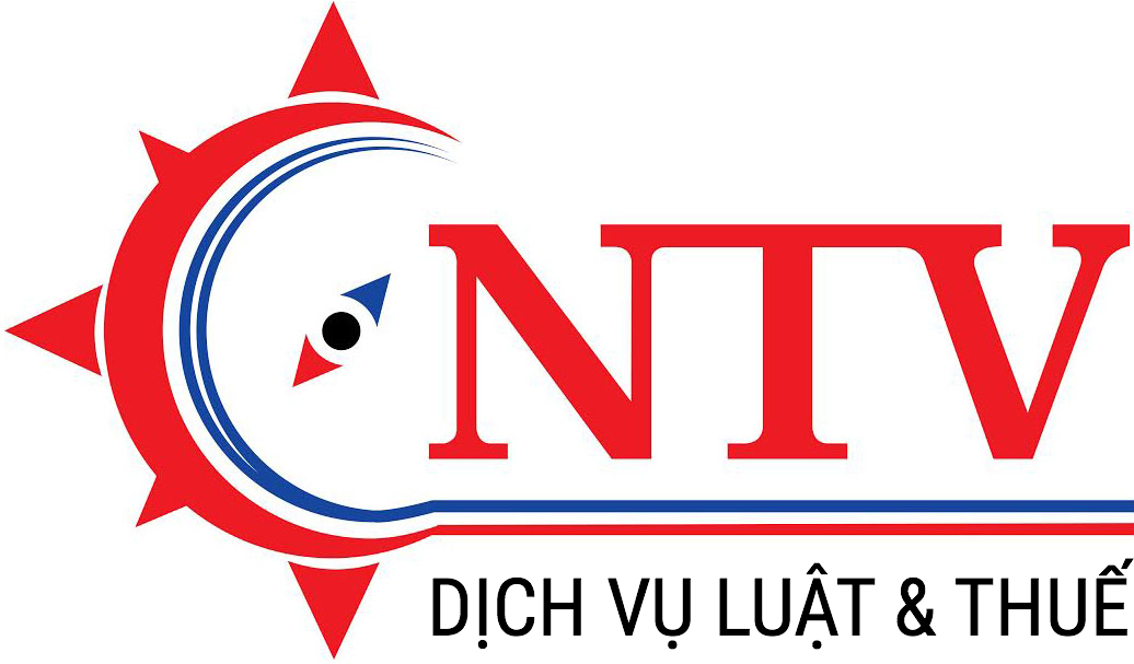 Logo Công ty Luật NTV (Niềm Tin Việt)