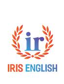 Logo Trung tâm Anh ngữ IRIS