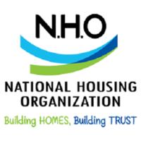 Logo Công Ty Cổ Phần Tổ Chức Nhà Quốc Gia (National Housing Organization N.H.O)