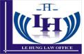 Logo Văn phòng Luật sư Lê Hùng