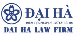 Logo Công ty Luật TNHH Đại Hà