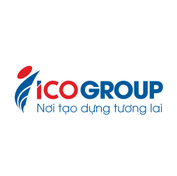 Logo Công Ty Cổ Phần Quốc Tế Ico - Chi Nhánh Bình Dương