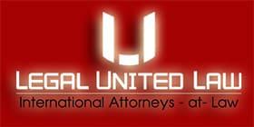 Logo Công ty Luật TNHH Luật Liên Hiệp - LEGAL UNITED LAW