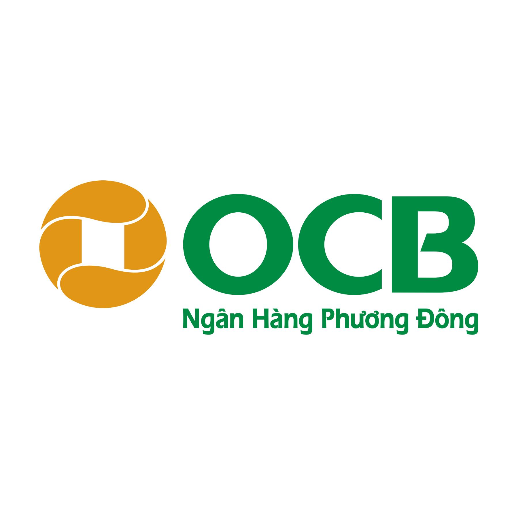 Logo Ngân Hàng TMCP Phương Đông (OCB) (Chi nhánh Đà Nẵng)