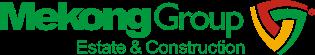 Logo Công ty CP Xây dựng và Phát triển Đô thị Mê Kông