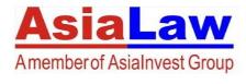 Logo Công ty luật TNHH Châu Á