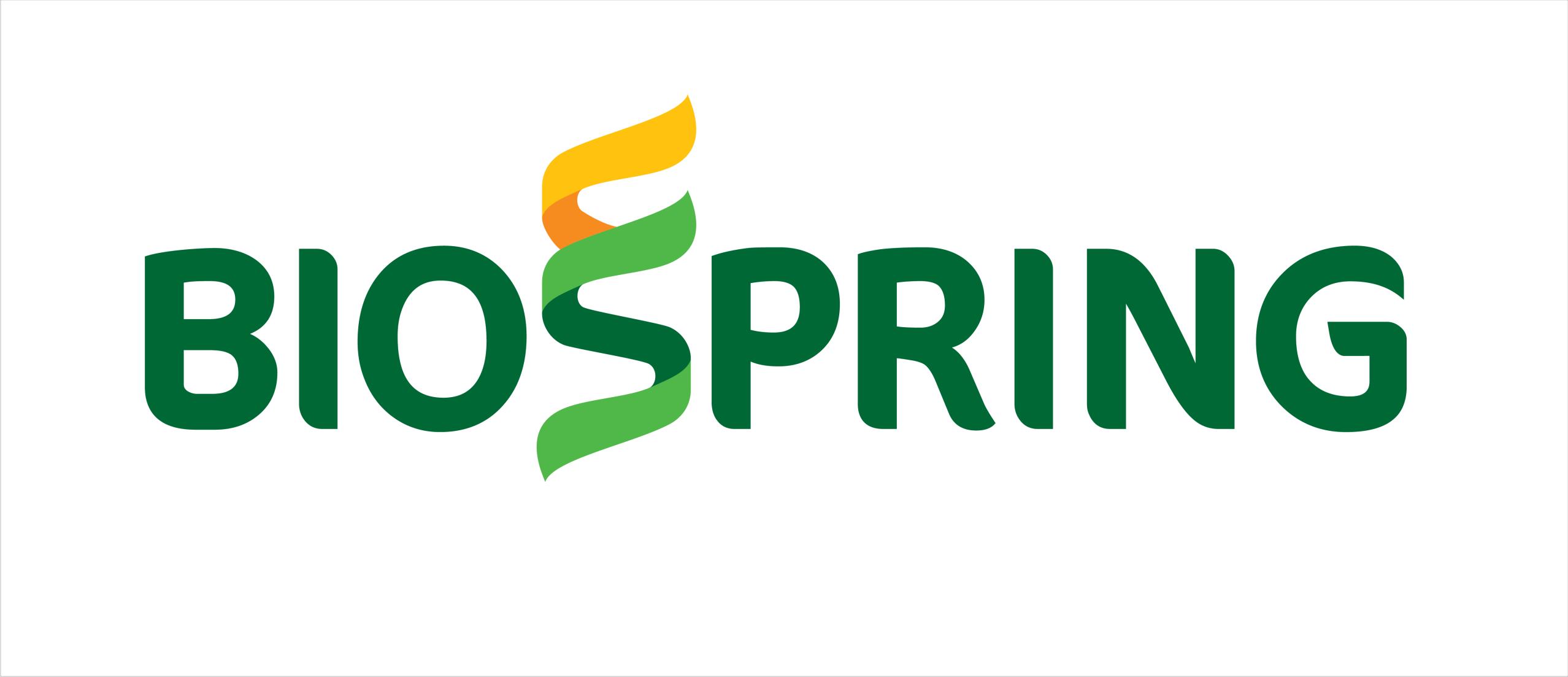 Logo Công ty CP Công Nghệ Sinh Học Mùa Xuân (BioSpring)