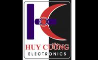 Logo Công Ty TNHH Một Thành Viên Điện Tử Huy Cường