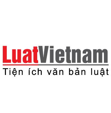 Logo Công ty Cổ phần truyền thông Luật Việt Nam