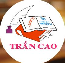 Logo Công ty Luật Hợp danh Trần Cao