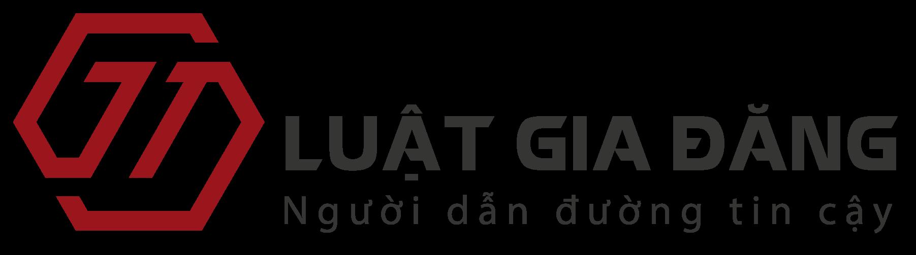 Logo Công ty TNHH Dịch Vụ Gia Đăng Luật