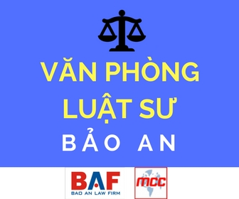 Logo Văn phòng Luật sư Bảo An