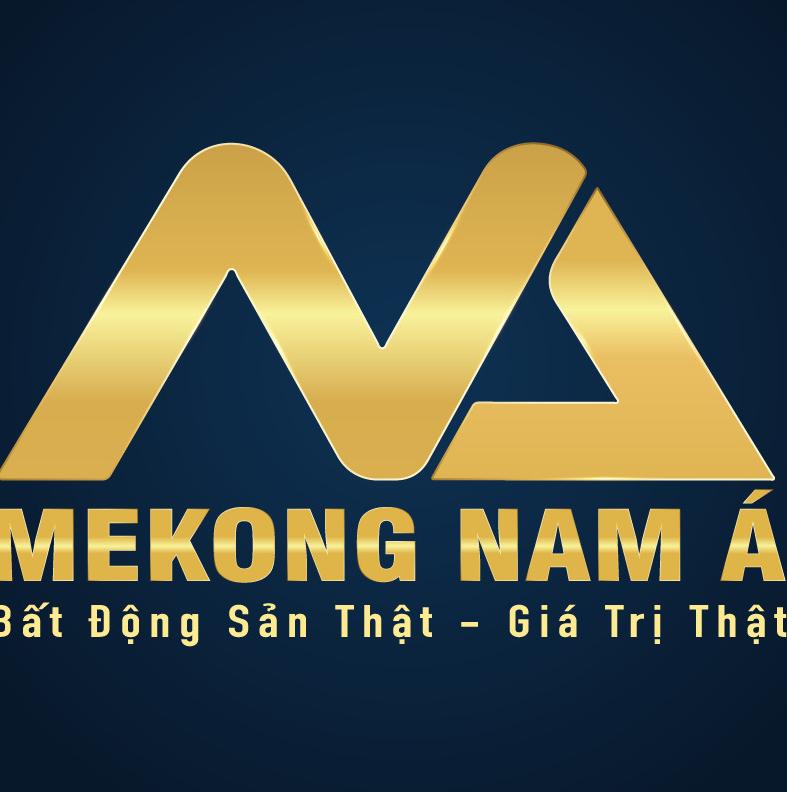 Logo Công ty Cổ phần Đầu tư Mekong Nam Á