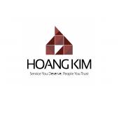 Logo Công ty Cổ phần Đầu tư và Xây dựng Hoàng Kim