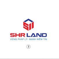 Logo Công ty Cổ phần Đầu Tư Bất Động Sản SHR-LAND
