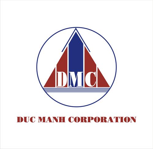 Logo Công ty Cổ Phần Đức Mạnh