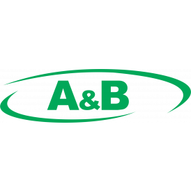 Logo Công Ty TNHH Thương Mại A & B (A&B)