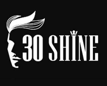 Logo Công ty CP Thương Mại Dịch Vụ 30 Shine (Hà Nội)