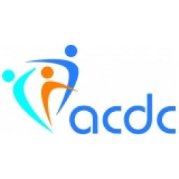 Logo Trung tâm Hành động vì sự phát triển cộng đồng (ACDC)