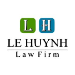 Logo Công ty Luật TNHH Lê Huỳnh