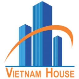 Logo Công ty Cổ phần Dịch vụ - Thương mại và Xây dựng Địa ốc Việt Nam House