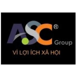 Logo Công ty Cổ Phần Tập Đoàn ASC