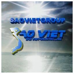 Logo Công ty CP Kiến trúc và Xây dựng Sao Việt