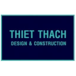 Logo Công ty CP ĐT Kiến trúc Xây dựng Thiết Thạch
