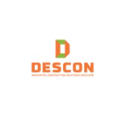 Logo Công ty Cổ phần Xây dựng Công Nghiệp Descon