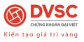 Logo DVSC - Công ty cổ phần chứng khoán Đại Việt