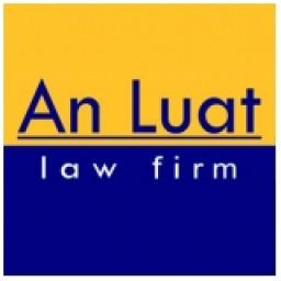 Logo Công ty Luật TNHH MTV An Luật