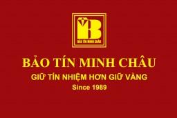 Logo Công ty vàng bạc đá quý Bảo Tín Minh Châu