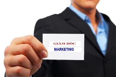 Giám đốc Marketing là gì?