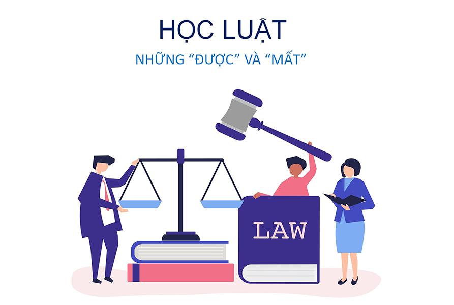 Học Luật có khó không?